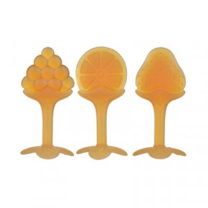 Baby Teether Fruit Shaped