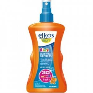 elkos SunCare SunCare Kids Sunspray LFS 30 high 250 ml
