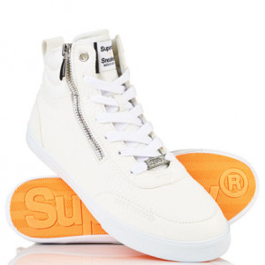 Nano Zip High Top Sneakers