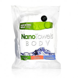 Nano Towels Hair Drying Wrap