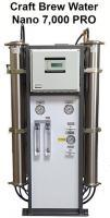 Craft Brew Water 7000 GPD Pro Series Nano Filtration System with UV