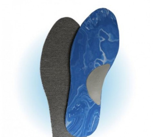 Antibacterial anti-odor insoles SEKPRO - longitudinal arch mild support