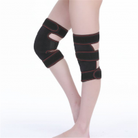 Compression Nano tourmaline Magnetic far infrared knee warmly support for healthcare