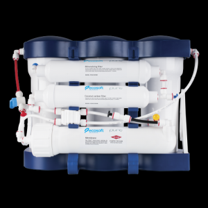 Reverse Osmosis Filter with Mineralization