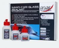 Nano coating for auto glass