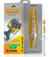 XADO EX120 FOR DIESEL ENGINES