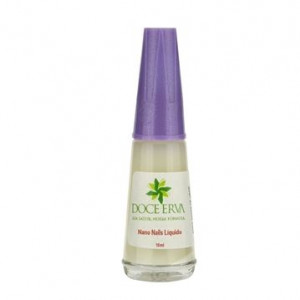 Nano Nails Líquido 10ml Frasco com pincel