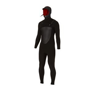 Drylock TDC 6/5mm 2018 Hooded Chest Zip Wetsuit