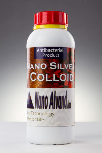 Antibacterial Silver Nanocolloid Spray