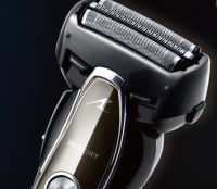 Intelligent 3-blade Shaver With A Cool Design