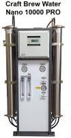 Craft Brew Water 10,000 GPD Pro Series Nano Filtration System with UV