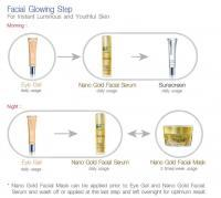 Nano Gold Facial Serum