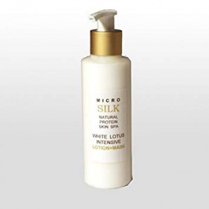 Micro Silk White Lotus Intensive Lotion Mask