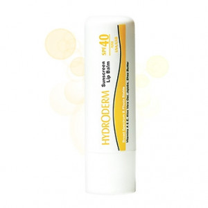 Hydroderm Sunscreen Lip Balm (SPF:40)