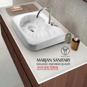 Anti bacterial Wash-Stand Sink