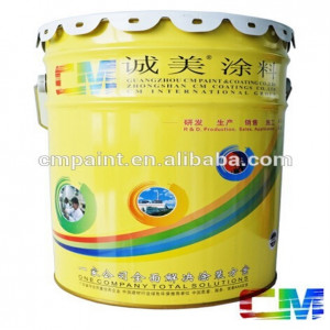 Interior exterior wall coating- water concrete nano faced concrete painting