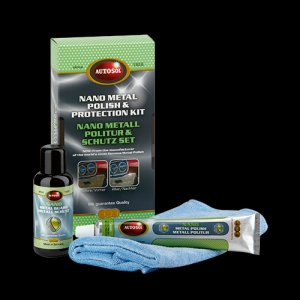 NANO METAL POLISH & PROTECTION KIT