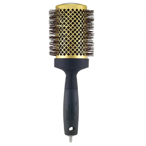 Creative Hair Brushes Gold Nano Ceramic Ion Hair Brush
