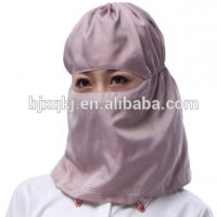 nano silver thread anti radiation fabric for veil