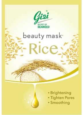 Nutritional Beauty Mask® With Rice
