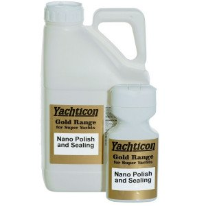 Superyacht Nano Polish and Sealing 5 Litres