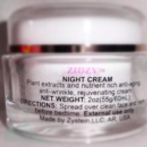 ZIDZY™ Night Cream